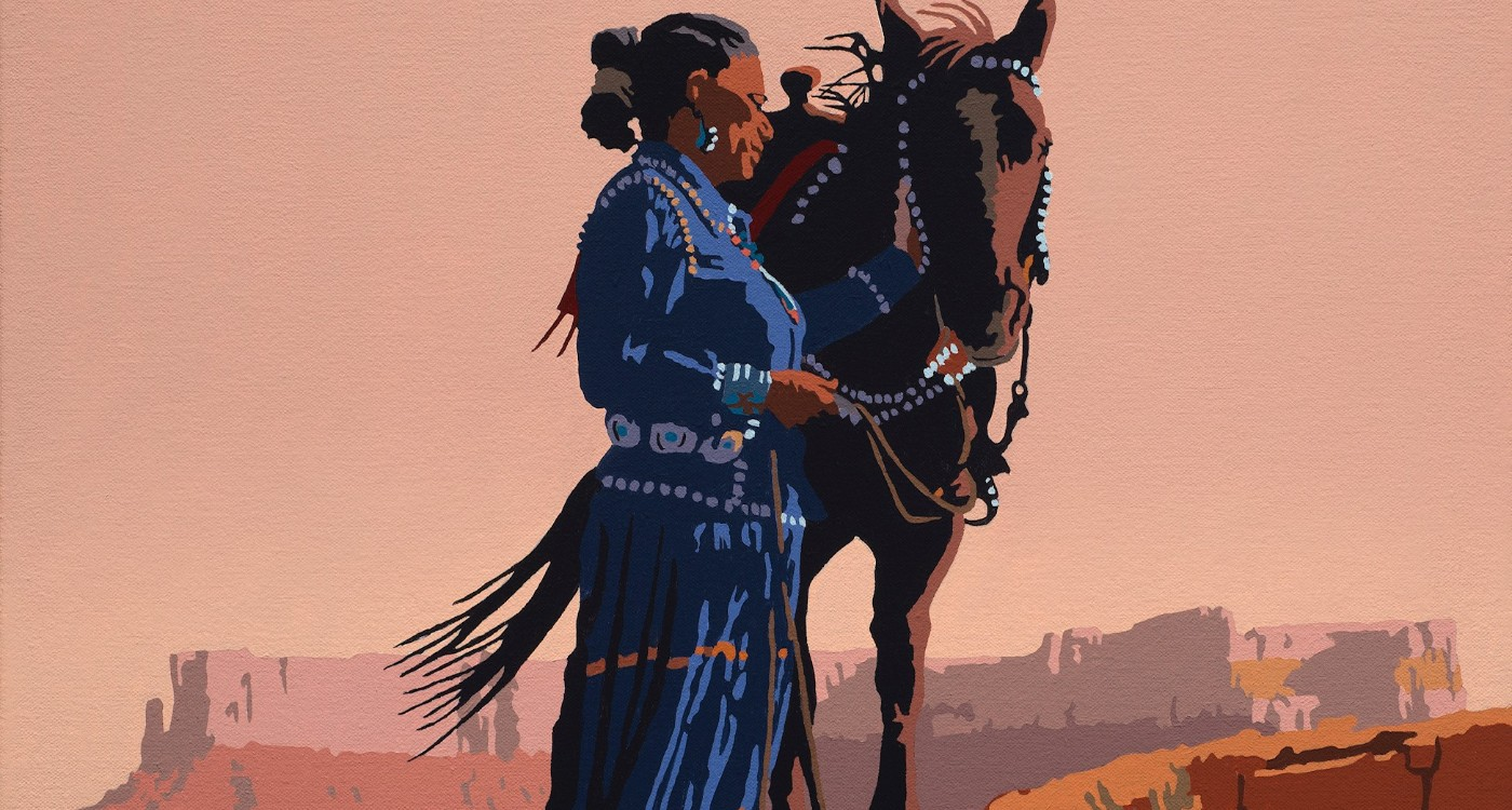 Billy Schenck - New Paintings of the West