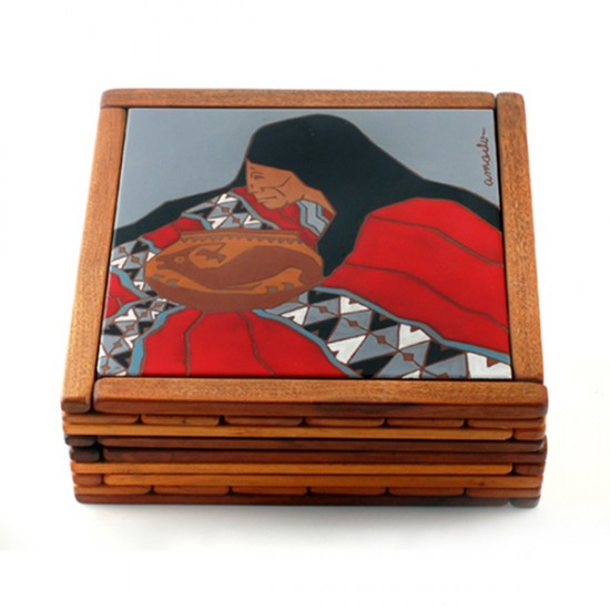 Unspecified Artists - Jewelry Box