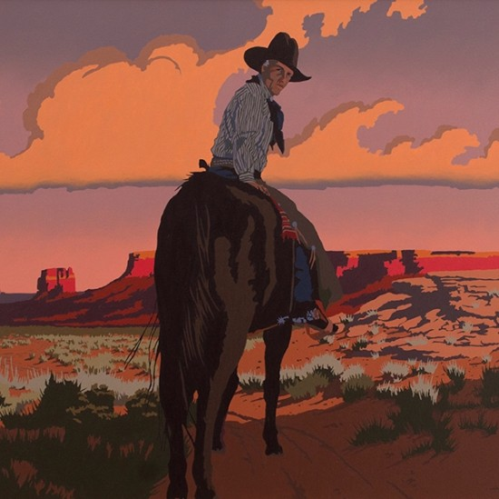 Billy Schenck - The Concho Valley