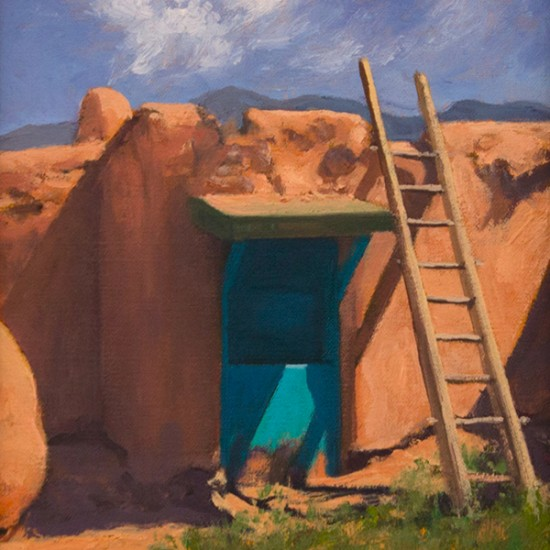 Stephen Magsig - The Turquoise Door