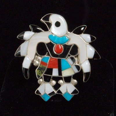 Unspecified Artists - Eagle Dancer Ring