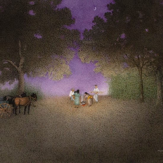 Norma Howard - Untitled (Night Scene)