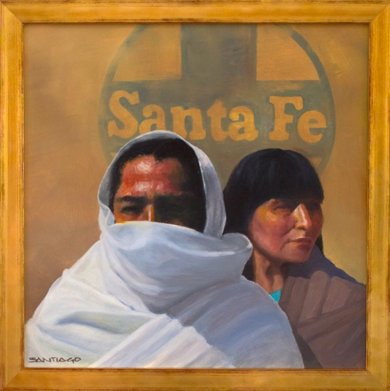 Roseta Santiago - My Pueblo Friends