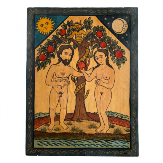 Charlie Carrillo - Adam and Eve