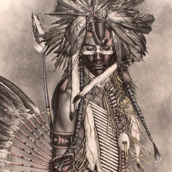 Hyrum Joe - A Dance for his Cheyenne People