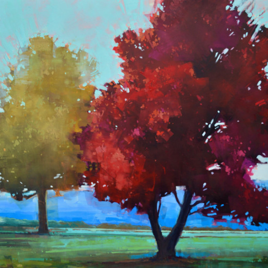Matthew Sievers - Misty Morning, Sunny Afternoon (Hazy Color)