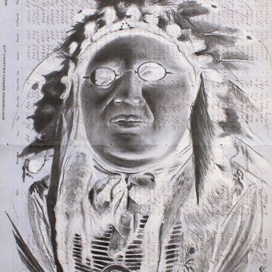 Chris Pappan - Indian Giver