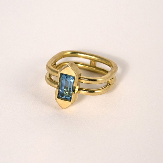 Lina Amariglio Weiss - Bridge Ring