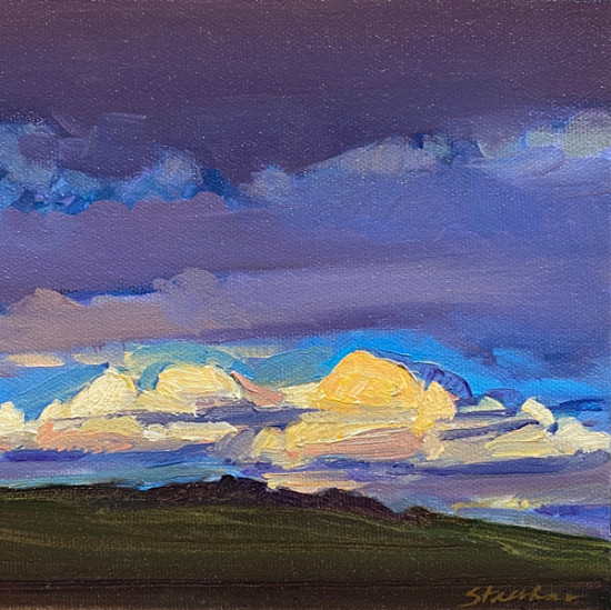 Kathryn Stedham - Hilltoppers, Sunset View