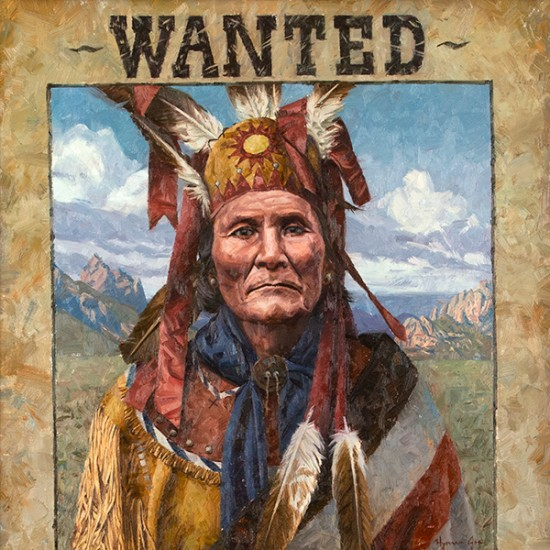 Hyrum Joe - Wanted