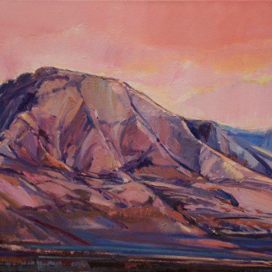 Kathryn Stedham - Painted Mountain