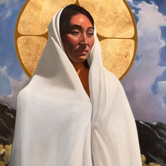 Roseta Santiago - Our Lady of the Environment