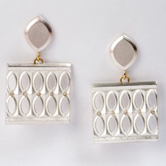 Maria Samora - June Earrings