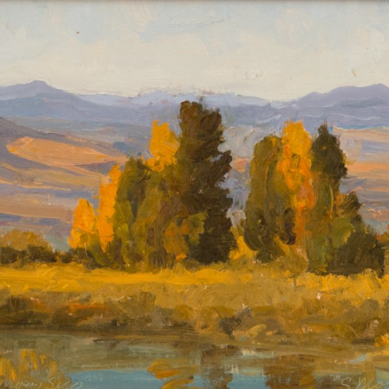 Stephen Magsig - Arroyo Seco Gold