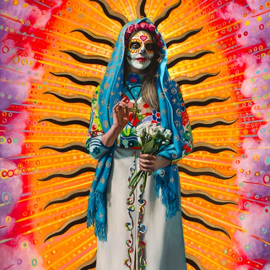 Brad Overton - Super Nova (Virgin of Guadalupe)