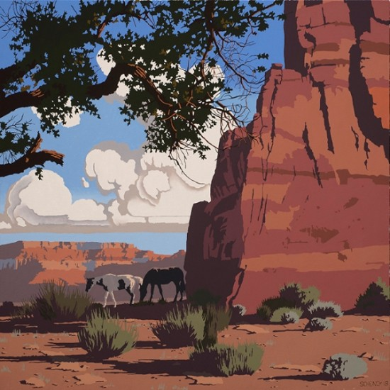 Billy Schenck - Chimney Rock Canyon