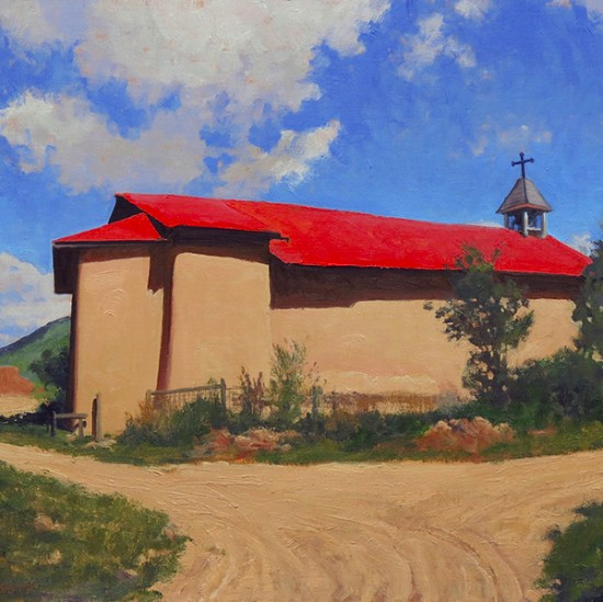 Stephen Magsig - Holy Trinity Church, Arroyo Seco