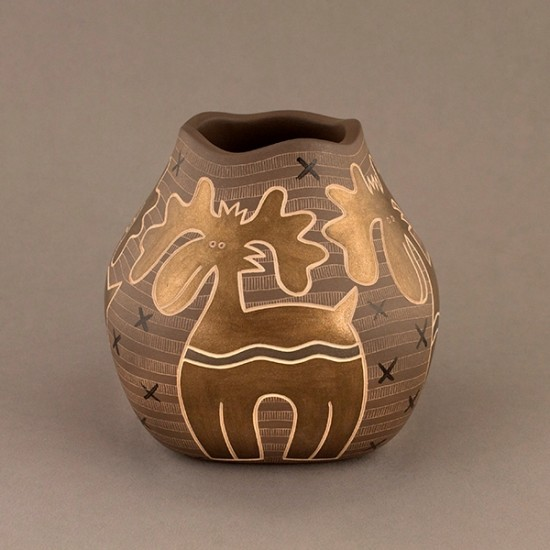 Jody Naranjo - Moose Pot