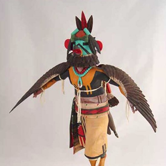 Aaron Fred - Eagle Kachina