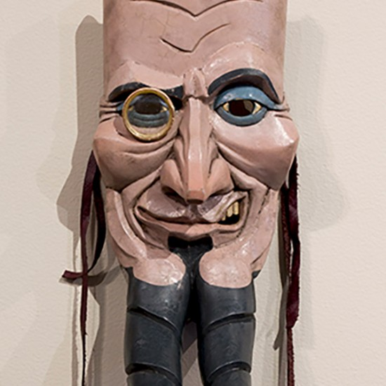 Jim Vogel - Il Mattaccino Maledetto (The Cursed Mask Wearer)