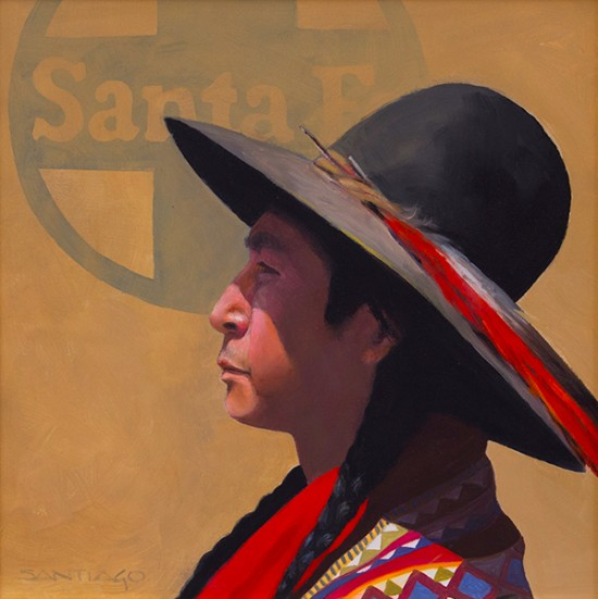 Roseta Santiago - My Zuni Friend