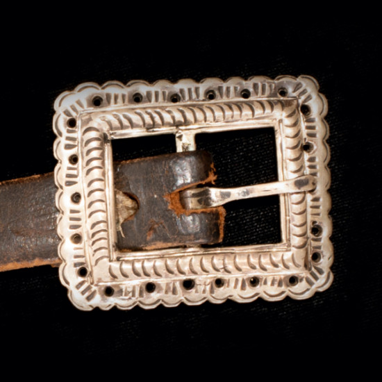 Unknown - First Phase Concho Belt