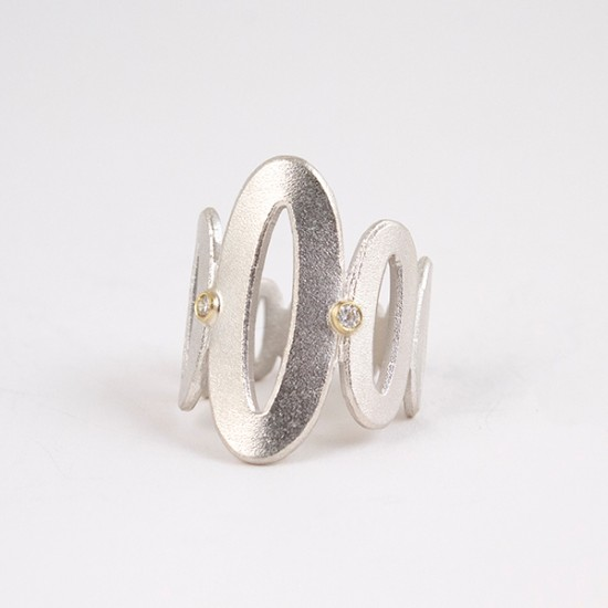 Maria Samora - Ellipse Ring