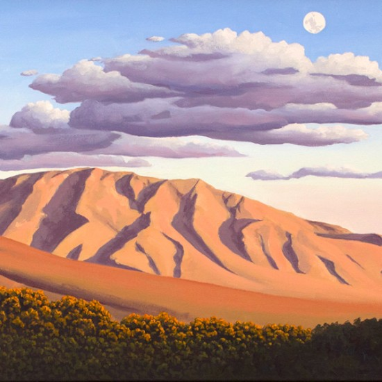 Doug West - Taos Mountain North