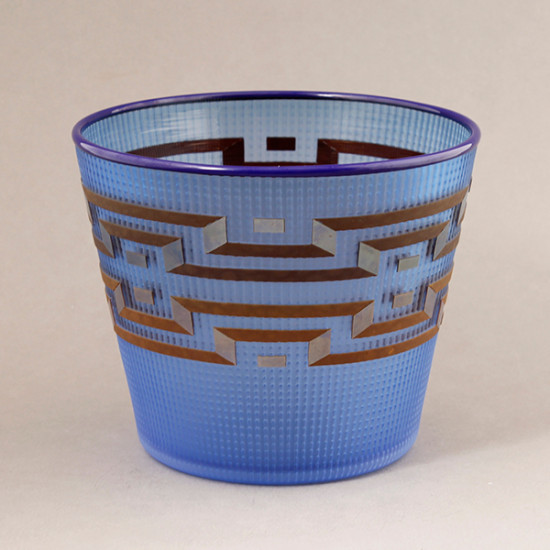 Preston Singletary - Cobalt/Blue Basket #2