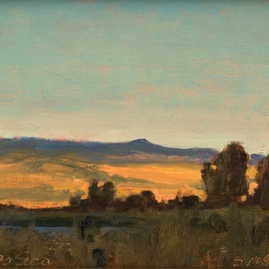 Stephen Magsig - Morning Light, Arroyo Seco