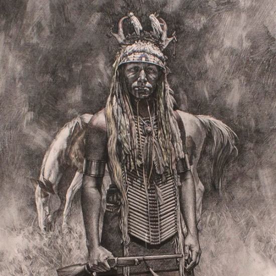 Hyrum Joe - Honor and Integrity of a Cheyenne Warrior