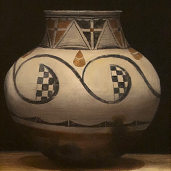 Roseta Santiago - Ancient Storage Jar