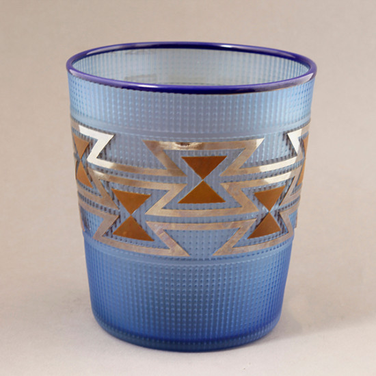 Preston Singletary - Cobalt/Blue Basket #1