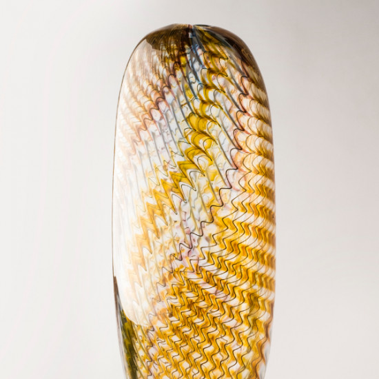 Dan Friday - Fish Trap Vase