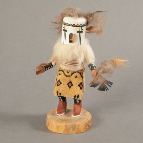 Cecil Calnimptewa - Chicken Hawk Kachina