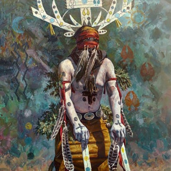 Hyrum Joe - The Healing Ways of the San Carlos Dancer