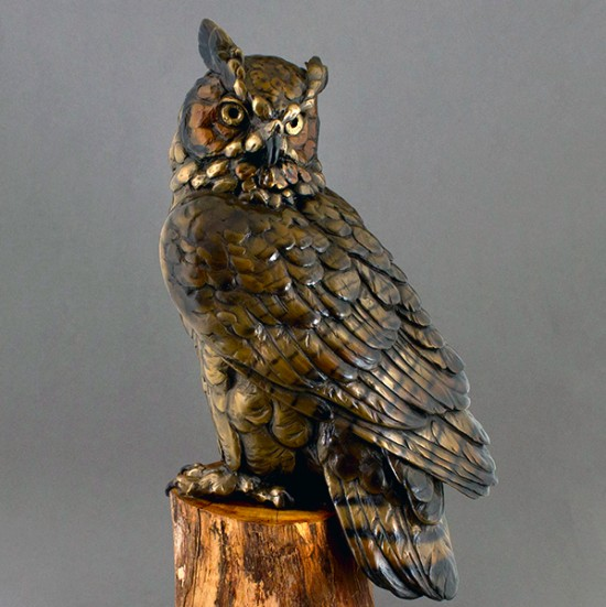 Bryce Pettit - Great Horned Owl