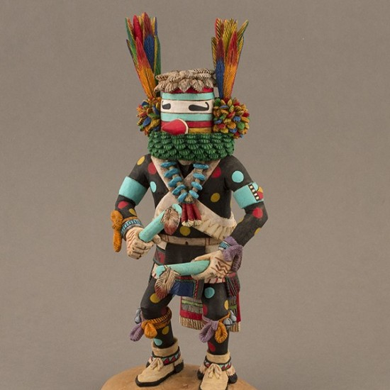 Robert Albert - Long Hair Kachina's Uncle