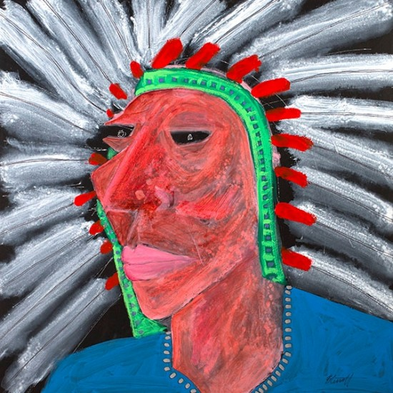 Larry D. Blissett - Chief Slow Rabbit