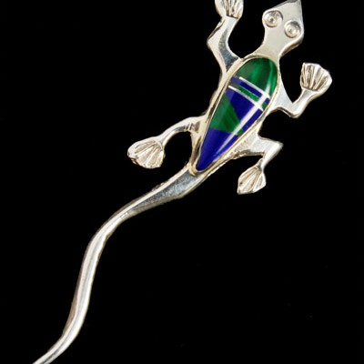Unspecified Artists - Lizard Pin
