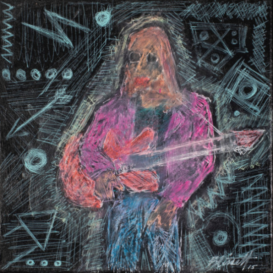 Larry D. Blissett - A Dude and His Guitar