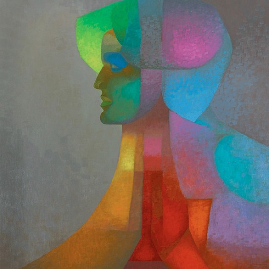 Alberto  Valdes - Luminescent Lady