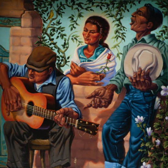 Jim Vogel - The Poet and the Musician