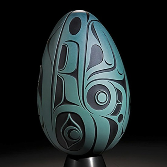 Preston Singletary - Kingfisher Egg
