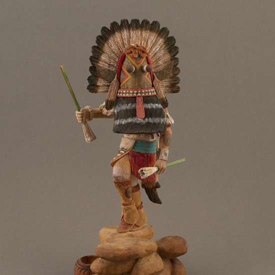 Keith Torres - Broadface Kachina