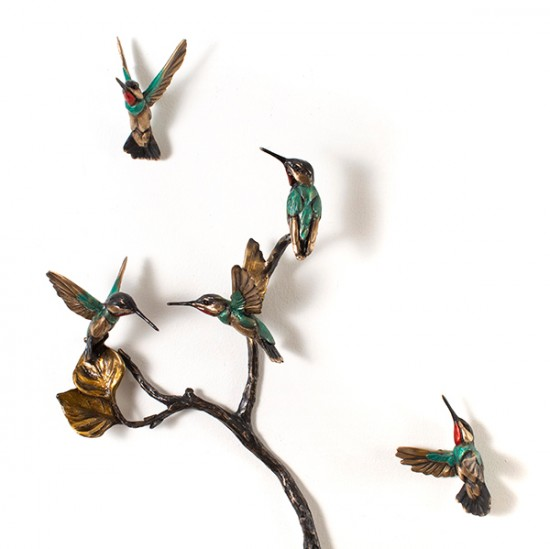 Bryce Pettit - Hummingbirds (Latitude Series)