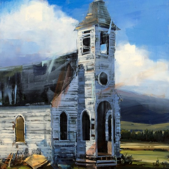 Matthew Sievers - Old Quiet Monument