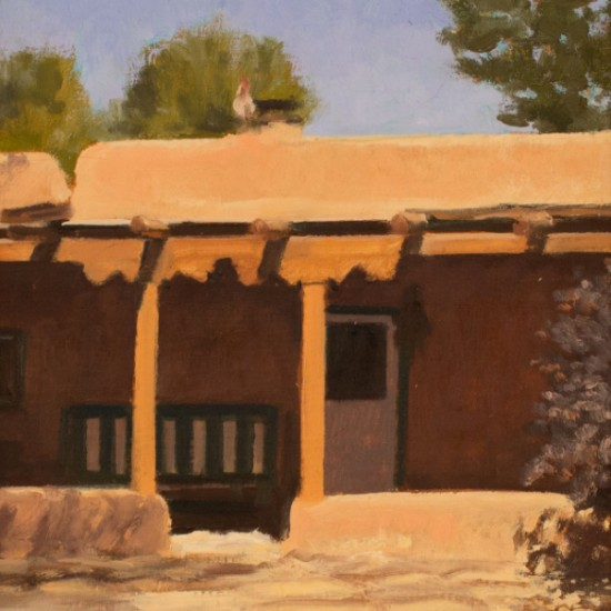 Stephen Magsig - Mable Dodge Luhan House, Taos