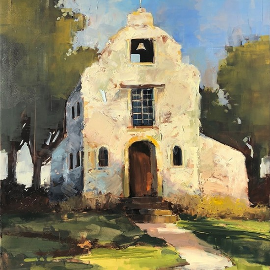 Matthew Sievers - Sunlit Church