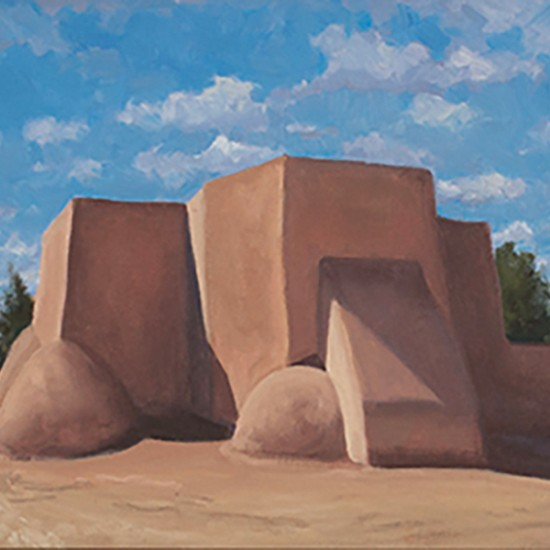 Stephen Magsig - Ranchos de Taos Church
